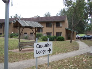 Westmead Campus [Casuarina Lodge]
